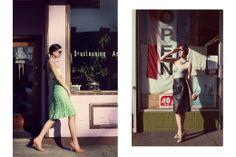 A Brooklyn Story, fashion editorial by Lara Jade