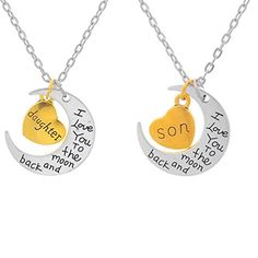 Xiehou I Love You to the Moon and Back Daughter and Son Heart Crescent Children Charm Necklace Set of 2 Xiehou http://www.amazon.com/dp/B00WRB1NBU/ref=cm_sw_r_pi_dp_2qLpvb1NB0A8V
