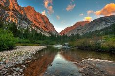 Junction Meadow, Kings Canyon National Park, CA by satosphere, via Flickr