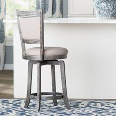 "Found it at Wayfair - Topeka 30"" Swivel Bar Stool"