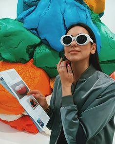 0d85d03e7d121 26 Best Dua Lipa Sunglasses images