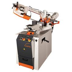 Kasto Model PRACTICALE2�11.8″�נ6.7″ Semi-Automatic Bandsaw Tool-Krib Supply Company | 973-808-4550 | www.toolkrib.com | Industrial Supplies NJ NY PA | Cutting Tools | Deltronic Pin Gages | Vendor Managed Inventory | Tool Vending Machines