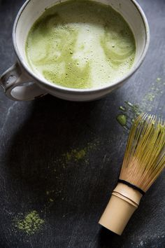 If I had the time & patience to make myself a #matcha #latte every morning... I would.