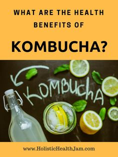 What are the health benefits of kombucha? Health Tips, Health And Wellness, Gut Health, Kombucha Health Benefits, Probiotic Foods, Fermented Foods, Kombucha How To Make, Healthy Facts, Intuitive Eating