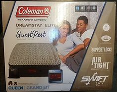 DreamStay Elite Queen Airbed 2000018546 * Check this awesome product by going to the link at the image.