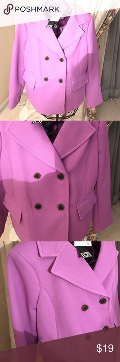 Liz Claiborne.   $$$$$.     19 100 polyster Liz Claiborne Jackets & Coats Blazers