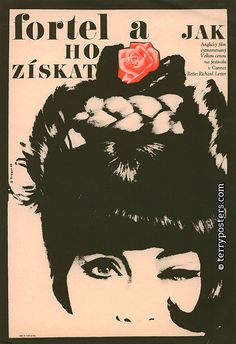 The knack and how to get it film, 1966