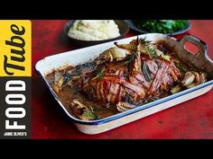 Jamie's Meatloaf from Friday Night Feast TV show - YouTube