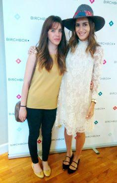 Le Chic Closet: Gala González for Birchbox www.lechiccloset.com