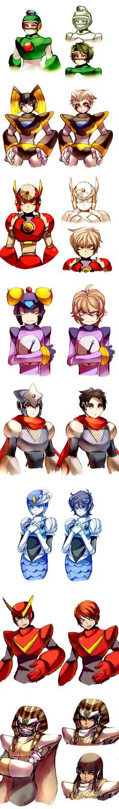 /Megaman/#1373254 - Zerochan