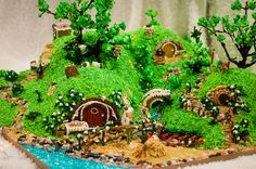 The gingerbread Shire