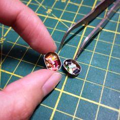 2018.02 Miniature threads scale 1/24 ♡ ♡By miniba miniature