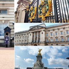 Vi a la reina jejejeje... Hermoso :) #buckingham #palace #queen #princewilliam by karen.gajardo.ap