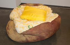 Baked Potato Bean Bag Chair