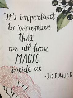 J.K. Rowling   #flow