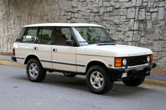 1995 Land Rover Range Rover Classic - Image 1 of 48 - $8,900