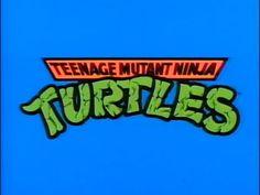 As Tartarugas Ninja 1987 Abertura