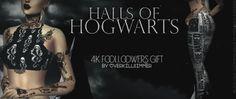 Overkill Simmer 4K FOLLOWERS GIFT - HALLS OF HOGWARTS COLLECTION