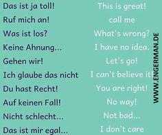 Study German, German English, Learn English, German Language Learning, Learn A New Language, English Language, Dual Language, German Grammar, German Words