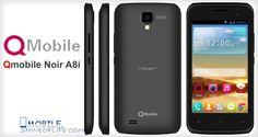 'Qmobile Noir A8i', For detail visit: http://mobile.shineoflife.com/qmobile-noir-a8i.html  #latest #updates #news #mobiles #cellphone #smartphone #android #new #qmobilenoira8i