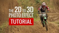 Learn how to turn 2D pictures to 3D scenes WITHOUT After Effects. Try for yourself to create amazing 2D to 3D photo effects just by using the parallax scroll...