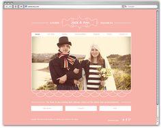 ¿Por qué todas las parejas comprometidas necesitan una Websites de boda personal ? GRATIS !