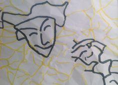 5º de EP. Colegio Alameda de Osuna Desde pequeñita siempre me ha parecido muy interesante la idea de buscar imágenes a mí alrededor. Observando la forma de las nubes, de las rocas etc. descubres formas realmente interesantes. Lo cu...