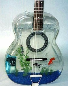 ONE AWESOME FISHBOWL!! 😉