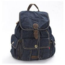 denim lace backpack - Google Search