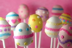 Easter Egg Cake Pops, I saw this product on TV and have already lost 24 pounds! http://weightpage222.com