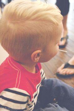 d13e7ac8ea2 101 Trendy and Cute Toddler Boy Haircuts - mybabydoo
