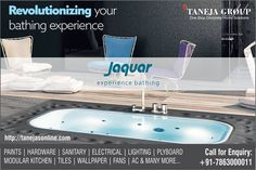 For an amazing bathing experience, visit us! www.tanejasonline.com
