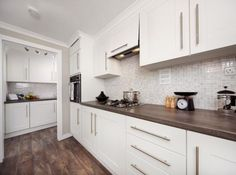 Regency Park Home Kitchen