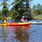 Located in the wilds of Michigan's Keweenaw Peninsula, Mount Bohemia offers everything the summertime adrenaline junkie seeks, including kayaking, stand up paddleboarding, hiking, mountain biking, and fishing.