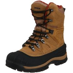 Kamik Men's Patriot 3 Cold Weather Boot,Coffee,7 M US | Cheap Snow Boots