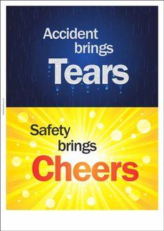 safety brings cheers