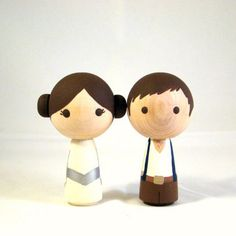 clothespin-and-peg-dolls - I want to make these and stick magnets on the back for my fridge :)