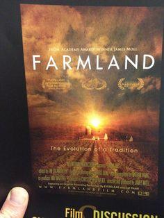 #Farmland
