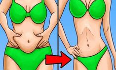 This Secret Will Help You Reduce Inches Around Your Waist in Just 5 Minutes a Day 10 Exercises for a Flat Belly and a Thin Waist You Can Even Do While Sitting in a Chair - 30 Days Workout Challenge Lower Belly Fat, Flat Belly, Lose Belly, Flat Tummy, Belly Fat Workout, Butt Workout, Week Workout, Workout Fitness, Yoga Fitness