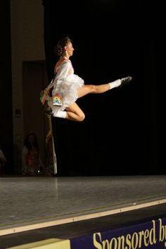 beautiful leap