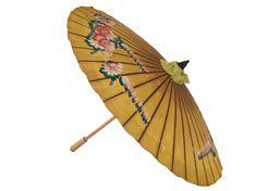 Hand-painted Parasol, bamboo umbrella, Vintage Japanese Bamboo Parasol Hand Painted, Japanese Umbrella, Chinese Parasol Umbrella Japanese Bamboo, Gold Lips, Modern Side Table, Beach Umbrella, Vintage Japanese, Pop Art, Vibrant Colors, Vintage Items, Hand Painted