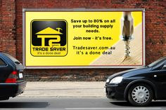 It is just that simple, so head to www.tradesaver.com.au and start to make some massive savings.