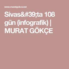 Sivas'ta 108 gün (infografik) | MURAT GÖKÇE