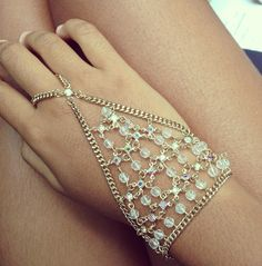 This Is Such A Pretty Ring Bracelet