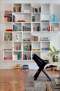 Here are 59 home libraries perfect for your book collection for every bookworm and book collector! Your books will thank you.