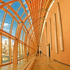 Art Gallery Of Ontario, Frank Gehry Transformation - North Façade