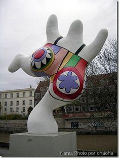 nana de Niki de St Phalle