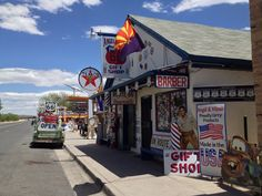 Angel & Vilma's Route 66 Gift Shop, Seligman, AZ
