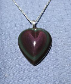 Rainbow obsidian silver pendant handmade by lisa berry silver 25 rainbow obsidian silver pendant handmade by lisa berry silver aloadofball Image collections