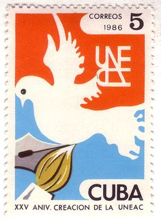 SO MUCH PILEUP: Philately Fridays: Cuba, 1986